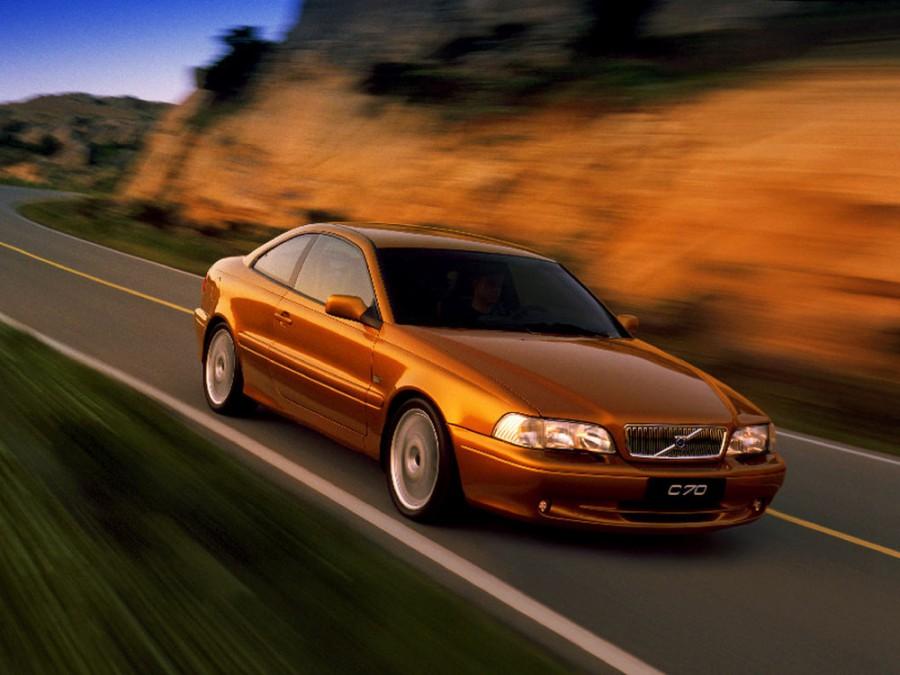 Volvo C70 купе, 1997–2005, 1 поколение - отзывы, фото и характеристики на Car.ru