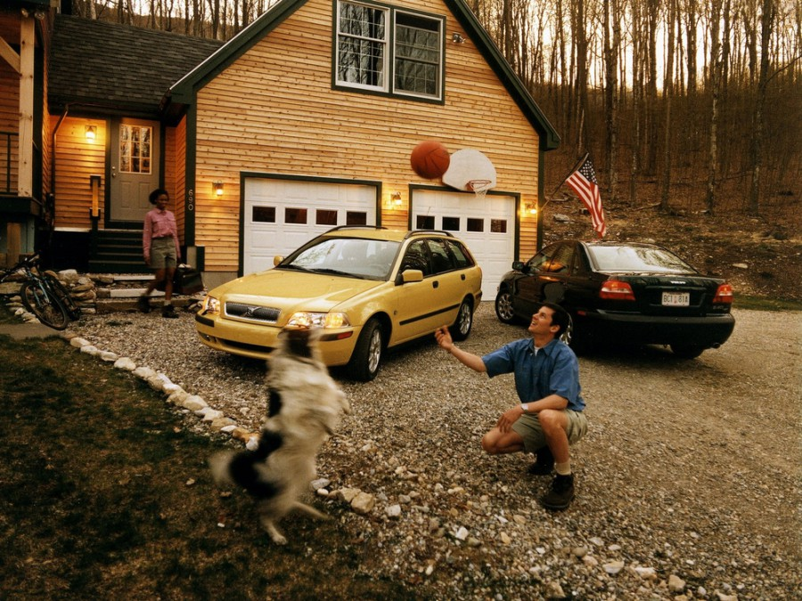 Volvo V40 универсал, 2000–2002, 1 поколение [рестайлинг] - отзывы, фото и характеристики на Car.ru