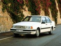 Volvo 460, 1 поколение, Седан, 1988–1996