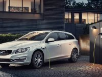 Volvo V60, 1 поколение [рестайлинг], Универсал 5-дв., 2013–2016