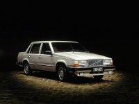 Volvo 760, 1 поколение, Седан, 1985–1990