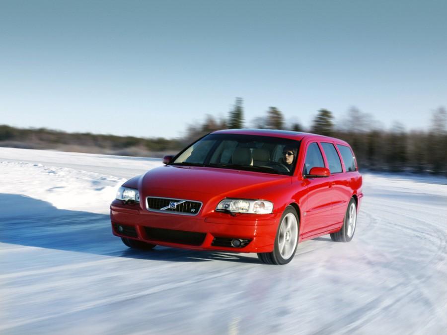 Volvo V70 R универсал, 2004–2008, 2 поколение [рестайлинг] - отзывы, фото и характеристики на Car.ru