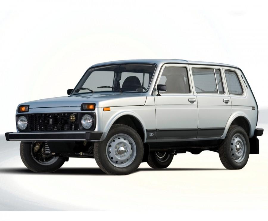 Lada 4x4 2131 внедорожник 5-дв., 1994–2009, 1 поколение [рестайлинг] - отзывы, фото и характеристики на Car.ru