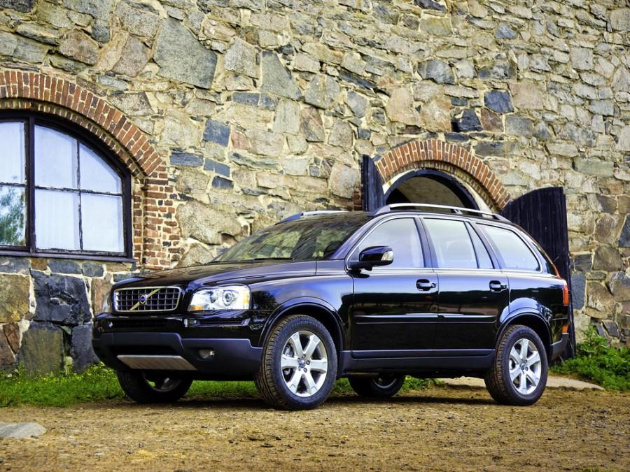 Volvo XC90 кроссовер, 2006–2014, 1 поколение [рестайлинг] - отзывы, фото и характеристики на Car.ru