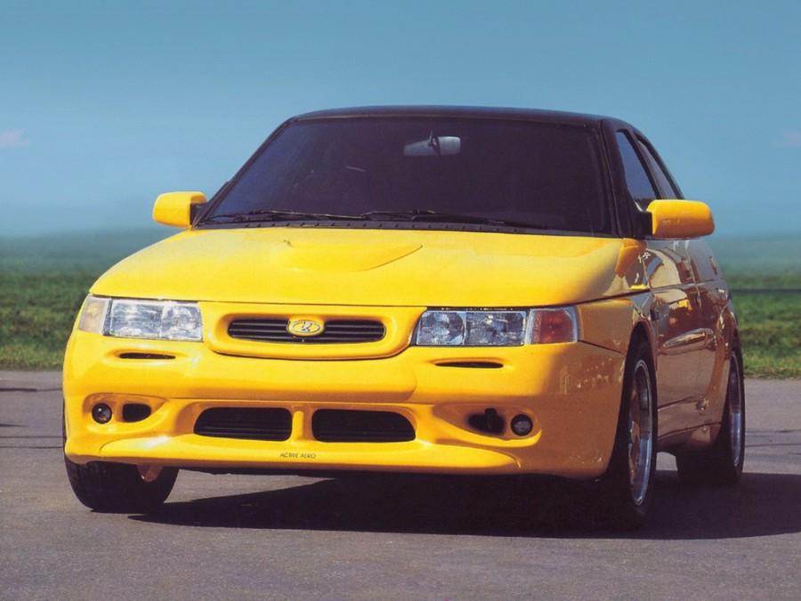 Lada 2110 21106 седан 4-дв., 1996–2007, 1 поколение - отзывы, фото и характеристики на Car.ru