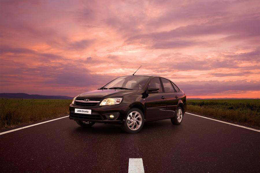 Lada Granta лифтбэк, 2011–2016, 1 поколение - отзывы, фото и характеристики на Car.ru