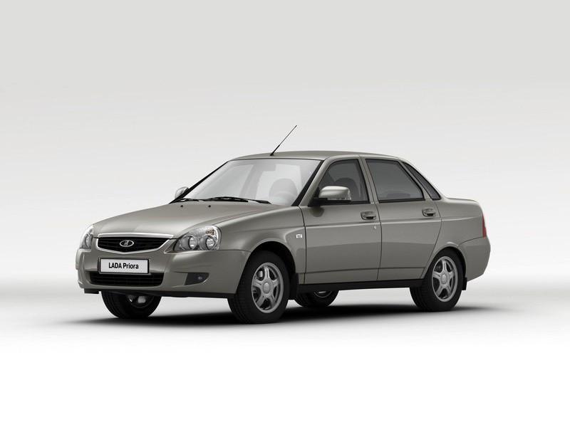 Lada Priora 2170 седан, 2007–2016, 1 поколение - отзывы, фото и характеристики на Car.ru