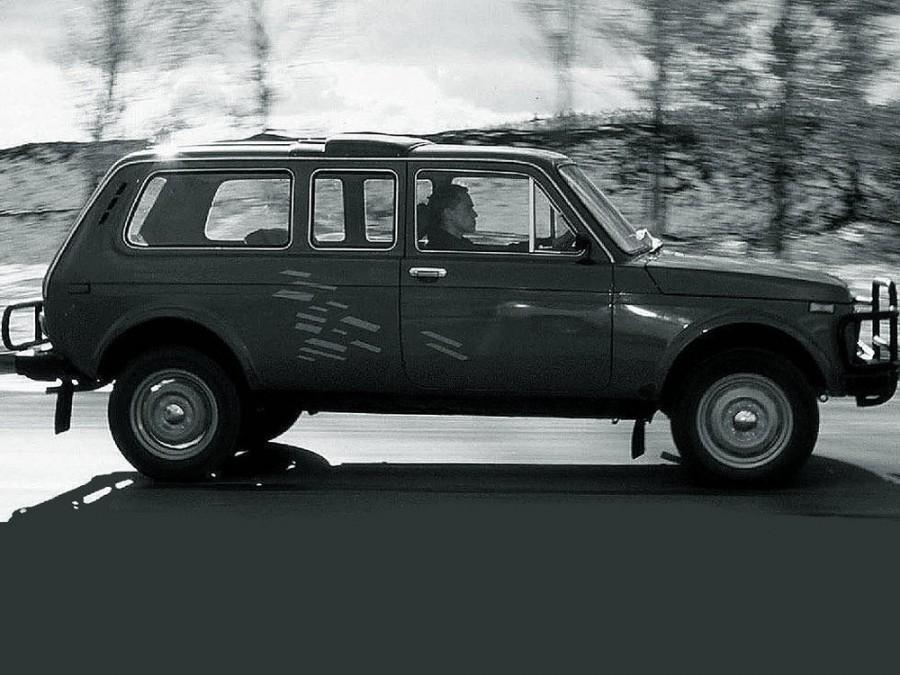 Lada 4x4 2129 внедорожник 3-дв., 1994–2009, 1 поколение [рестайлинг] - отзывы, фото и характеристики на Car.ru