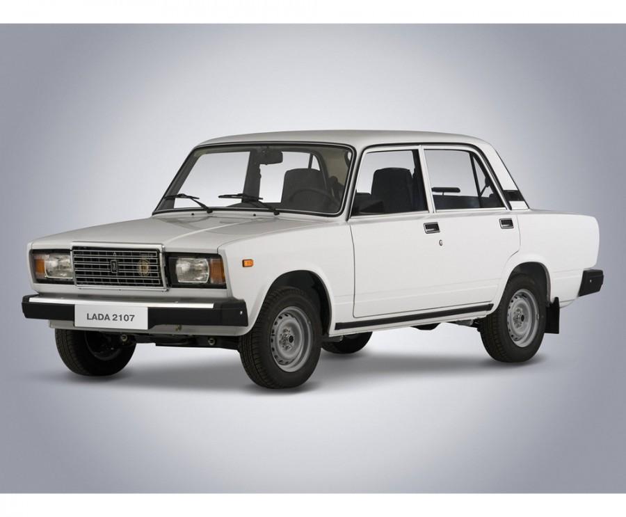Lada 2107 седан, 1982–2016, 1 поколение - отзывы, фото и характеристики на Car.ru