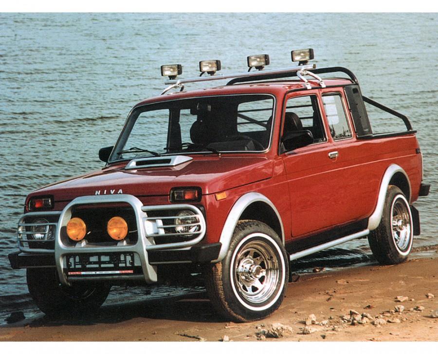 Lada 4x4 2329 пикап, 1994–2009, 1 поколение [рестайлинг] - отзывы, фото и характеристики на Car.ru