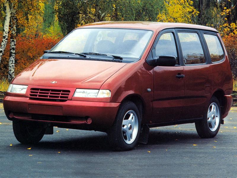 Lada 2120 минивэн 4-дв., 1999–2005, 2120м [рестайлинг] - отзывы, фото и характеристики на Car.ru