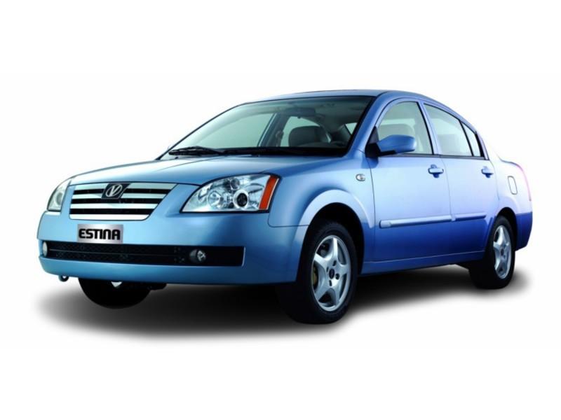 Vortex Estina седан, 2008–2013, 1 поколение - отзывы, фото и характеристики на Car.ru