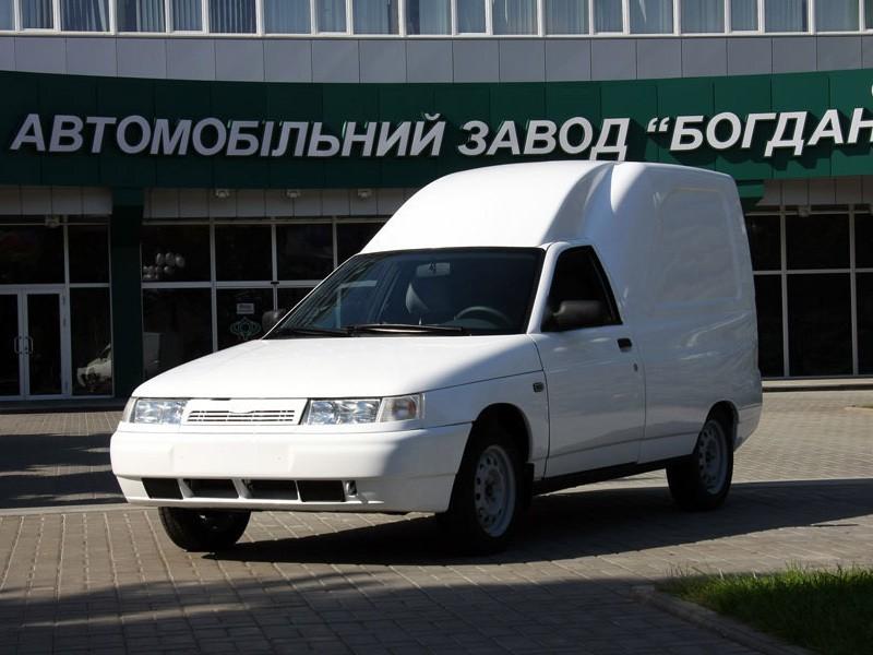 Богдан 2310 фургон, 2010–2014, 1 поколение - отзывы, фото и характеристики на Car.ru