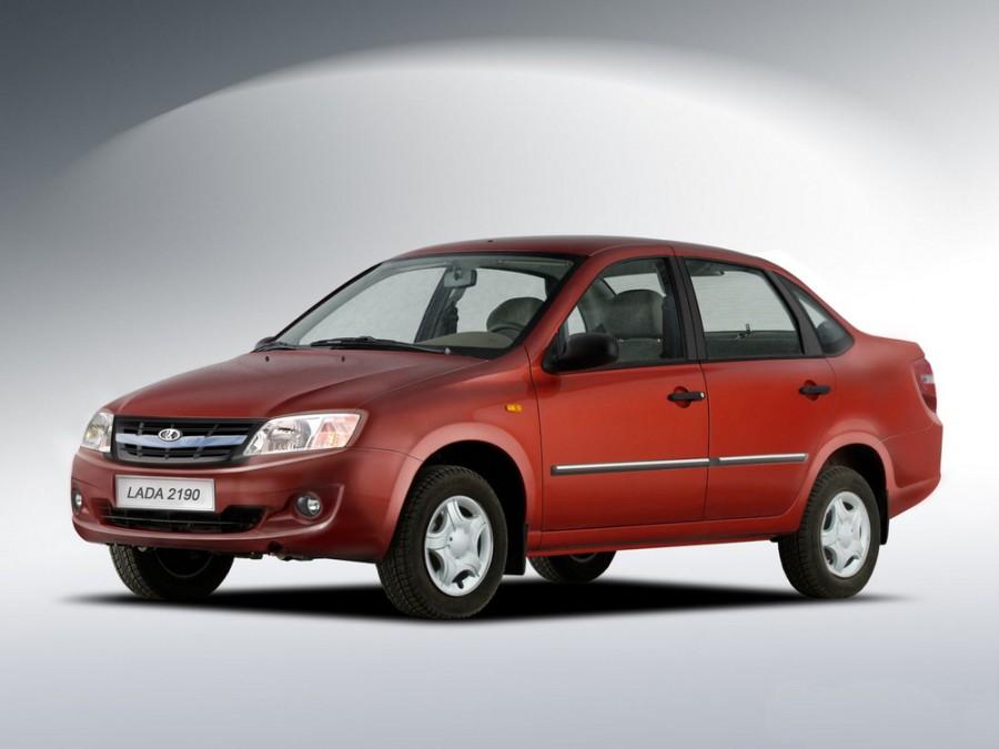 Lada Granta седан 4-дв., 1 поколение, 1.6 MT 8кл (2181) (87 л.с.), 21901-41-040 Норма 2016 года, опции