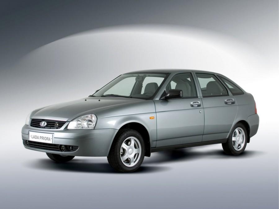 Lada Priora 2172 хетчбэк 5-дв., 2007–2016, 1 поколение - отзывы, фото и характеристики на Car.ru