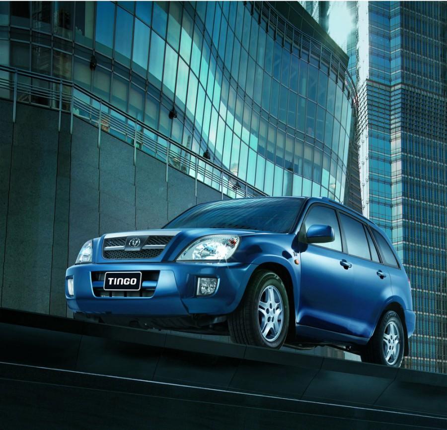 Vortex Tingo кроссовер, 2010–2013, 1 поколение - отзывы, фото и характеристики на Car.ru
