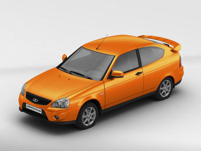 Lada Priora Sport хетчбэк 3-дв., 2007–2016, 1 поколение - отзывы, фото и характеристики на Car.ru