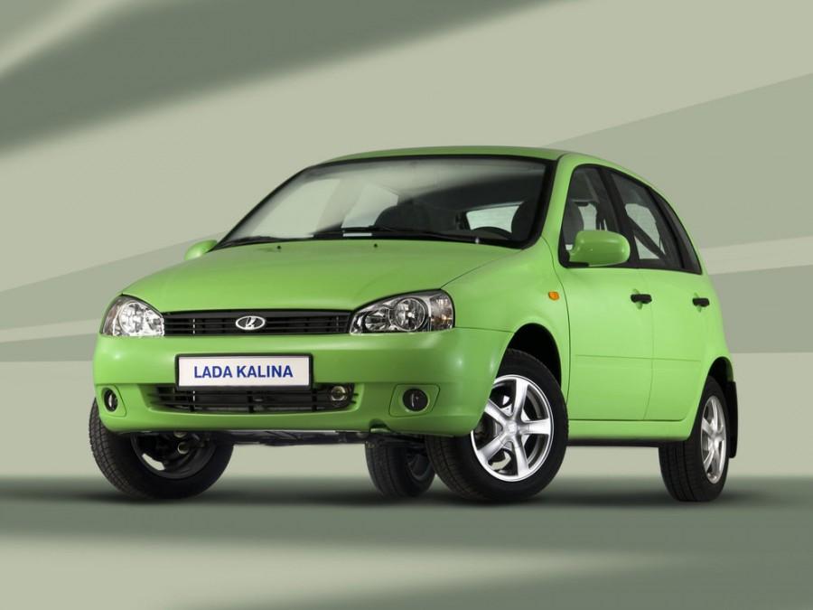 Lada Kalina 1119 хетчбэк 5-дв., 2004–2013, 1 поколение - отзывы, фото и характеристики на Car.ru