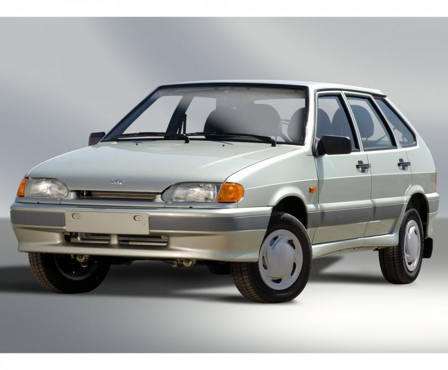 Lada 2114 хетчбэк 5-дв., 2001–2013, 1 поколение - отзывы, фото и характеристики на Car.ru