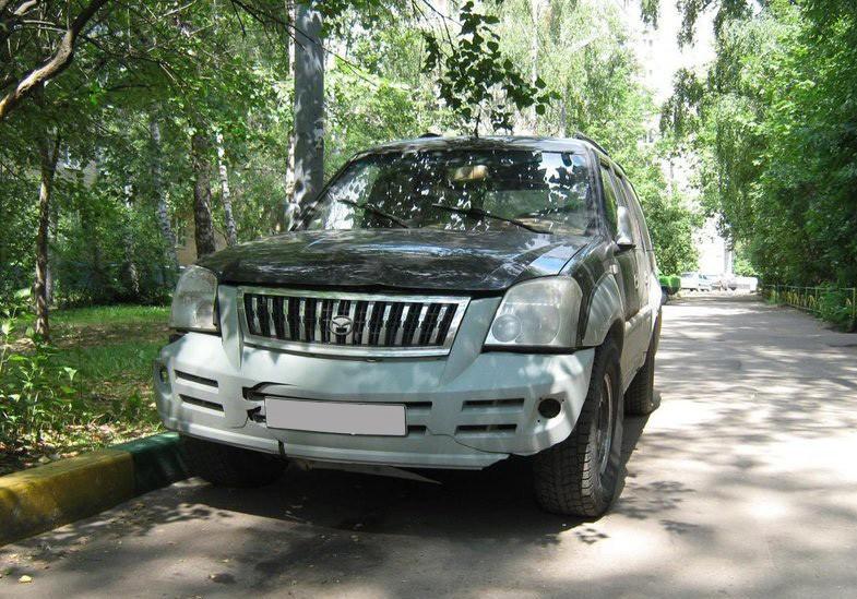 XinKai SUV X3 внедорожник, 2003–2014, 1 поколение - отзывы, фото и характеристики на Car.ru