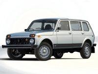 Lada 4x4, 1 поколение [рестайлинг], 2131 внедорожник 5-дв., 1994–2009