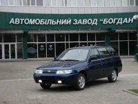 Богдан 2111, 1 поколение, Универсал, 2010–2012