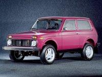 Lada 4x4, 1 поколение [рестайлинг], 21213 внедорожник 3-дв., 1994–2009
