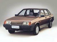 Lada 2109, 1 поколение, 21099 седан, 1987–2006