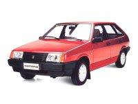 Lada 2109, 1 поколение, Хетчбэк, 1987–2006