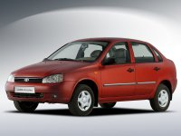 Lada Kalina, 1 поколение, 1118 седан, 2004–2013