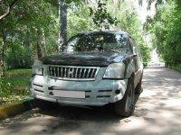 XinKai SUV X3, 1 поколение, Внедорожник, 2003–2014