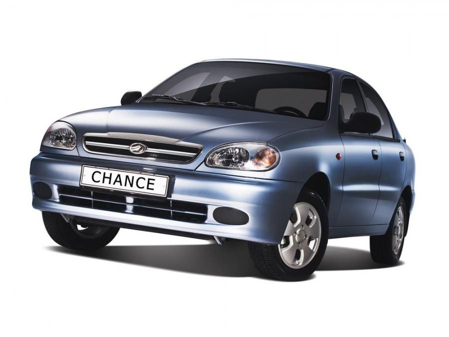 Zaz Chance седан, 2009–2014, 1 поколение - отзывы, фото и характеристики на Car.ru
