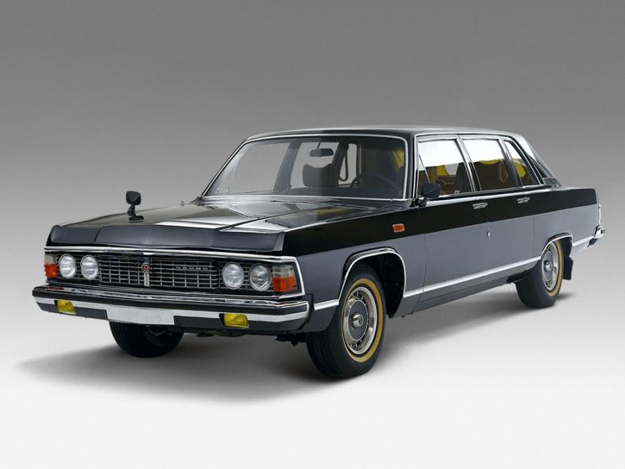 Газ 14 Чайка лимузин, 1977–1989, 1 поколение - отзывы, фото и характеристики на Car.ru