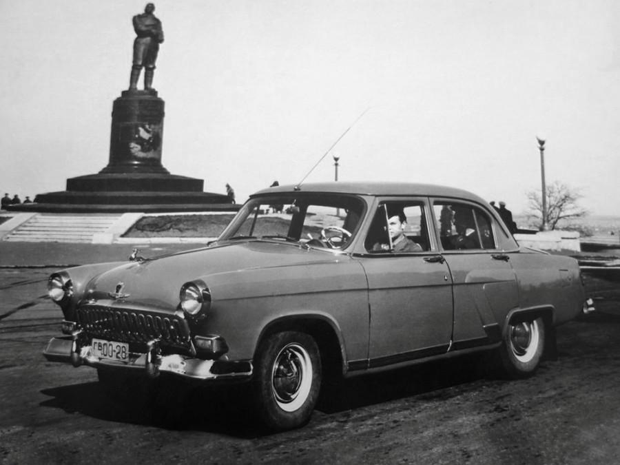 Газ Volga 21 седан, Вторая серия - отзывы, фото и характеристики на Car.ru