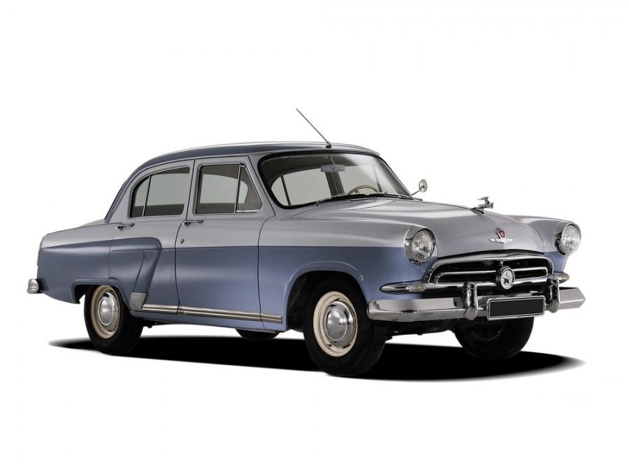 Газ Volga 21 седан, Первая серия - отзывы, фото и характеристики на Car.ru