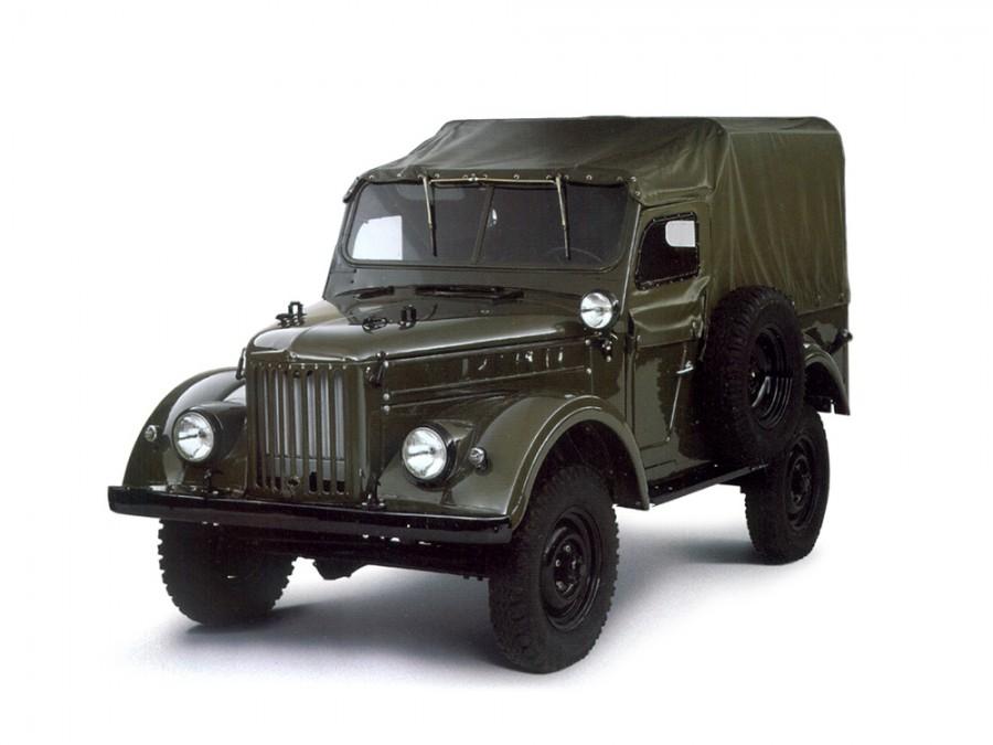 Газ 69 кабриолет 2-дв., 1953–1973, 1 поколение - отзывы, фото и характеристики на Car.ru