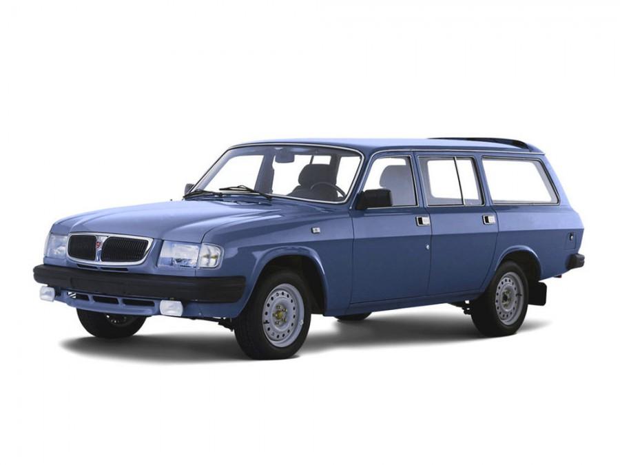 Газ 310221 универсал, 1998–2008, 1 поколение - отзывы, фото и характеристики на Car.ru