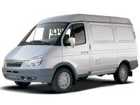 Газ Соболь, 1 поколение [рестайлинг], 2752 фургон, 2003–2010