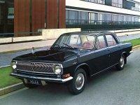 Газ Volga 24, Первая серия, Седан, 1968–1986