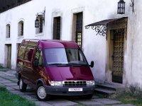 Газ Соболь, 1 поколение, 2752 фургон, 1998–2003