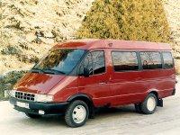 Газ Газель, 1 поколение, 3221 микроавтобус 4-дв., 1994–2003