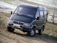 Газ Соболь, 1 поколение, 2752 комби микроавтобус 4-дв., 1998–2003