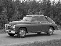 Газ М-20 Победа, Вторая серия, Фастбэк, 1948–1955
