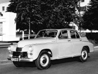 Газ М-20 Победа, Вторая серия, Кабриолет, 1948–1955