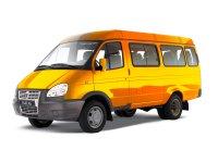 Газ Газель, Бизнес [2-й рестайлинг], 3221 микроавтобус 4-дв., 2002–2016