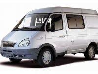 Газ Соболь, 1 поколение [рестайлинг], 2752 комби микроавтобус 4-дв., 2003–2010