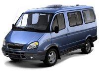 Газ Соболь, 1 поколение [рестайлинг], 2217 микроавтобус 4-дв., 2003–2010