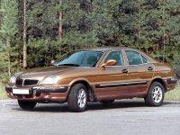 Газ 3111, 1 поколение, Седан, 2000–2004