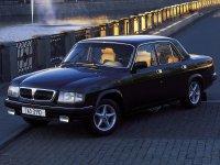 Газ Volga 3110, 1 поколение, Седан, 1997–2000