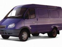 Газ Газель, 1 поколение [рестайлинг], 2705 фургон 4-дв., 2003–2010
